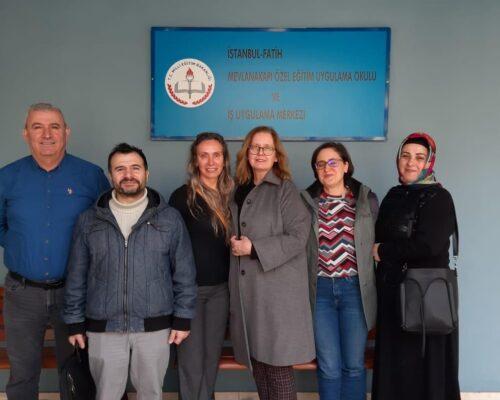 Mevlana Özel Eğitim Uygulama Okulu'nun ihtiyaçları karşılandı